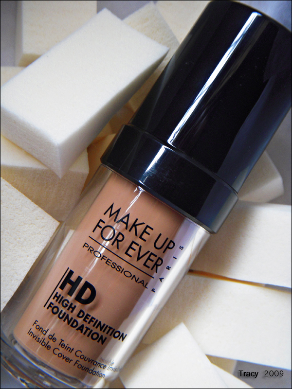 hd foundation makeup. HD makeup was introduced.